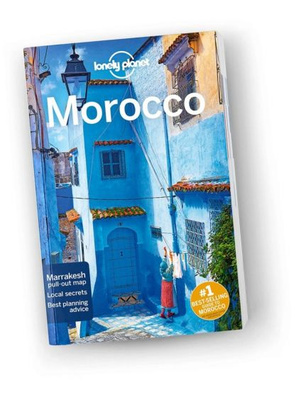 Lonely Planet - Travel Guide - Morocco