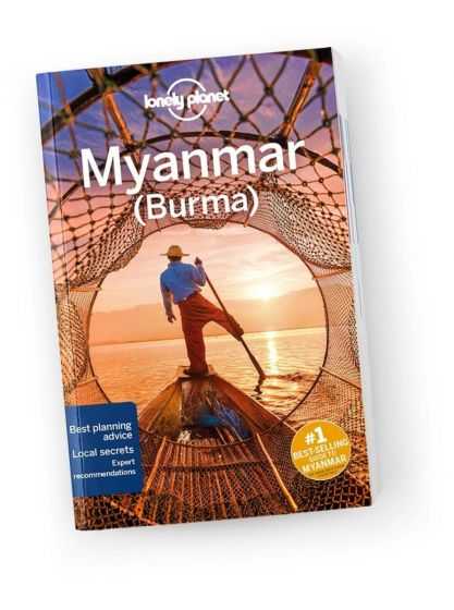Lonely Planet - Travel Guide - Myanmar