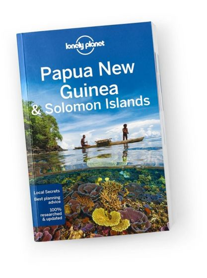 Lonely Planet - Travel Guide - Papua New Guinea
