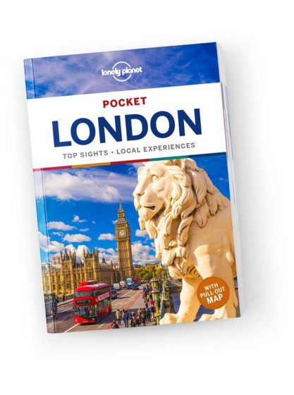Lonely Planet - Pocket Guide - London