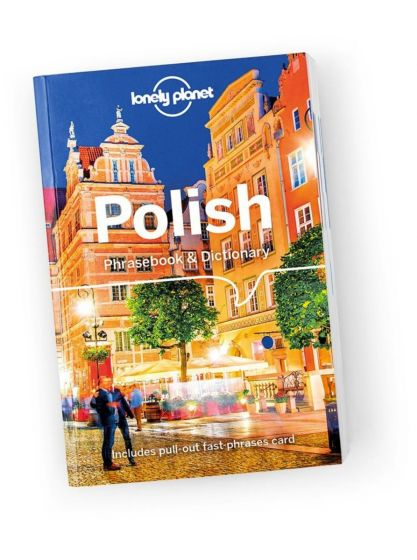 Lonely Planet - Phrasebook & Dictionary - Polish