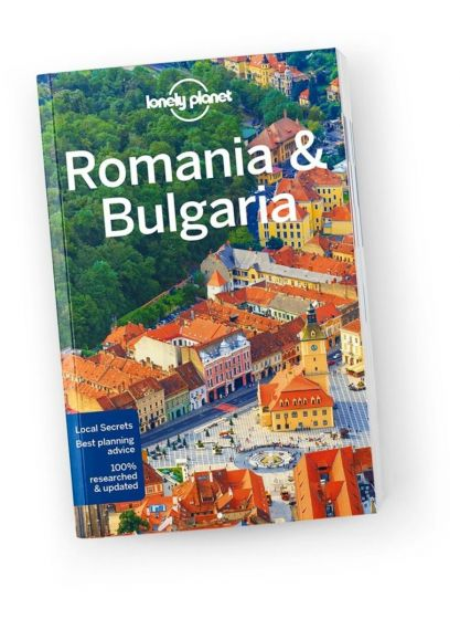 Lonely Planet - Travel Guide - Bulgaria & Romania