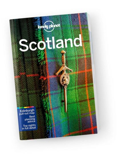 Lonely Planet - Travel Guide - Scotland