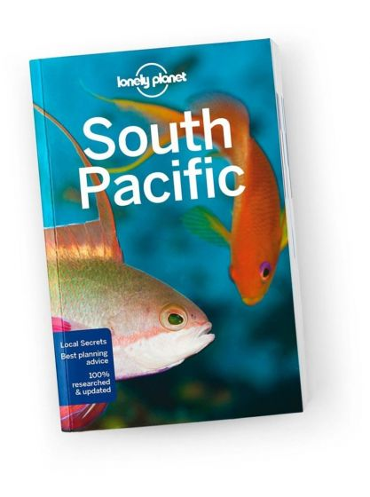 Lonely Planet - Travel Guide - South Pacific & Micronesia