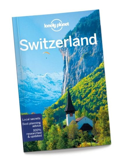 Lonely Planet - Travel Guide - Switzerland