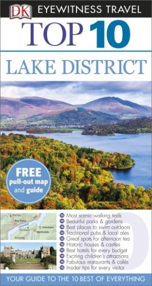 DK - Eyewitness Top 10 Travel Guide - Lake District