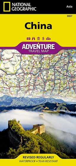 National Geographic - Adventure Map - China
