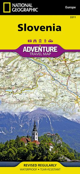 National Geographic - Adventure Map - Slovenia