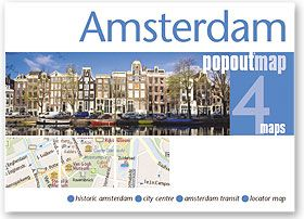 Popout Maps - Amsterdam