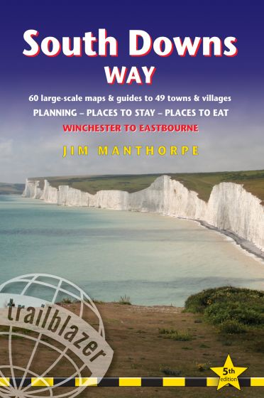 Trailblazer - The South Downs Way: Winchester To Eastbourne