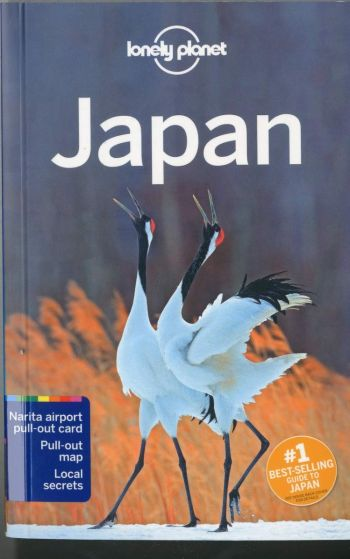 Lonely Planet - Travel Guide - Japan