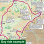 Sustrans National Cycle Network - Yorkshire Wolds Cycle Map (28)