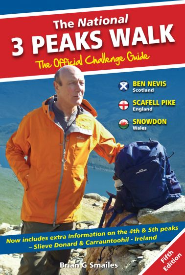 Challenge Publications - The National 3 Peaks Walk - Official Guide
