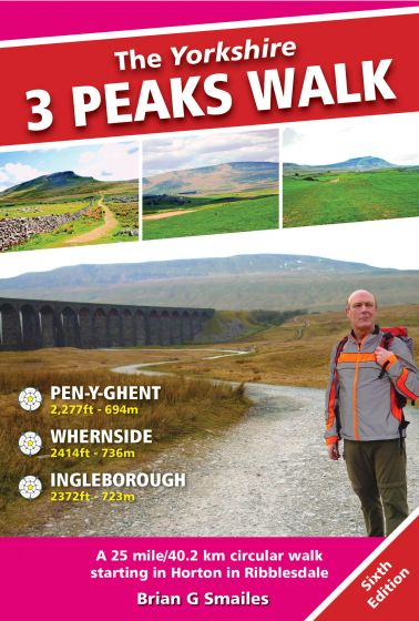 Challenge Publications - The Yorkshire 3 Peaks Walk