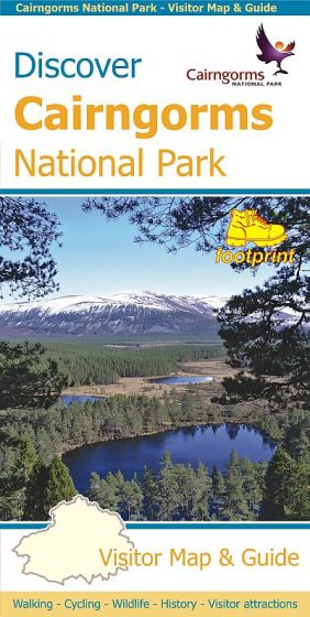 Footprint Maps - Discover Cairngorms National Park