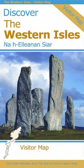 Footprint Maps - Discover The Western Isles