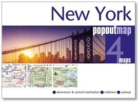 Popout Maps - New York
