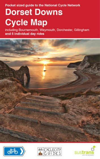 Sustrans National Cycle Network - Dorset Downs Cycle Map (5)