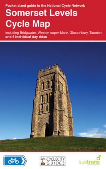 Sustrans National Cycle Network - Somerset Levels Cycle Map (4)