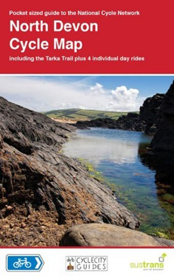 Sustrans National Cycle Network - Devon North Cycle Map (3)