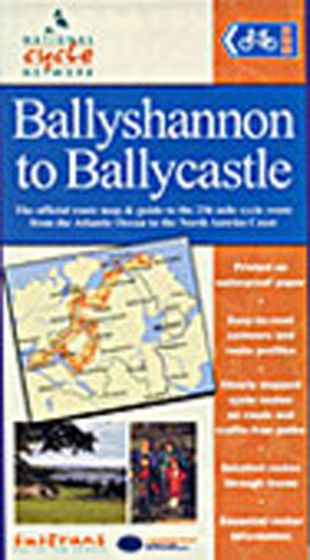 Sustrans National Cycle Network - Bellyshannon-Ballycastle Cycle Route