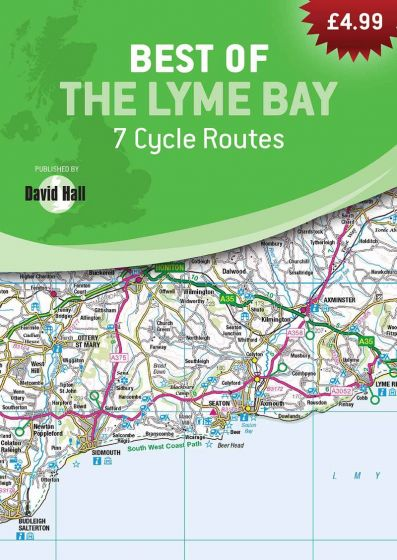 The Little Map Company - 10 Circular Pub Walks - The Lyme Bay