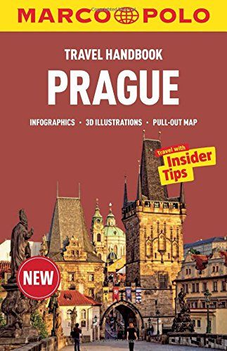 Prague Marco Polo Travel Handbook