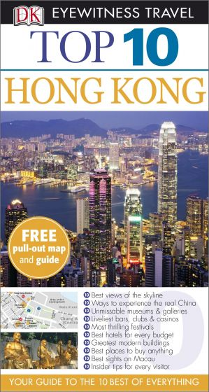 DK - Eyewitness Top 10 Travel Guide - Hong Kong