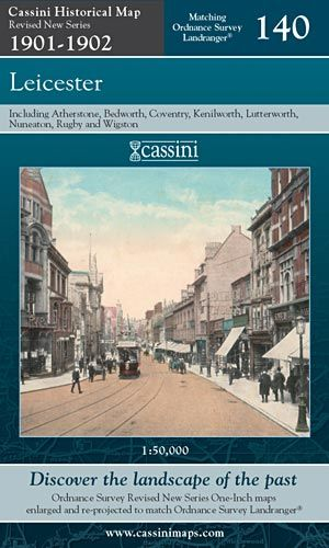 Cassini Revised New - Leicester (1901-1902)