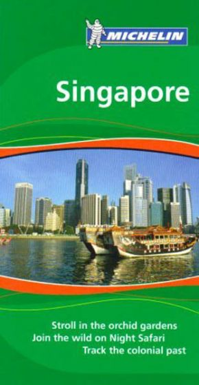 Michelin Red Guide - Singapore