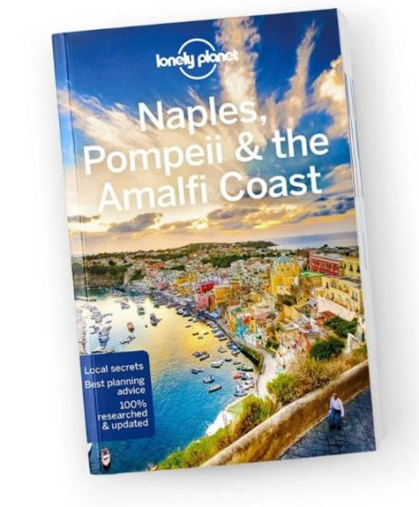 Lonely Planet - Travel Guide - Naples, Pompeii & Amalfi Coast