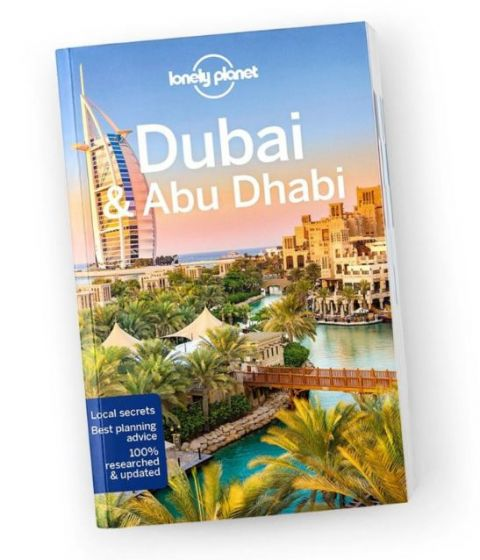 Lonely Planet - Travel Guide - Dubai & Abu Dhabi