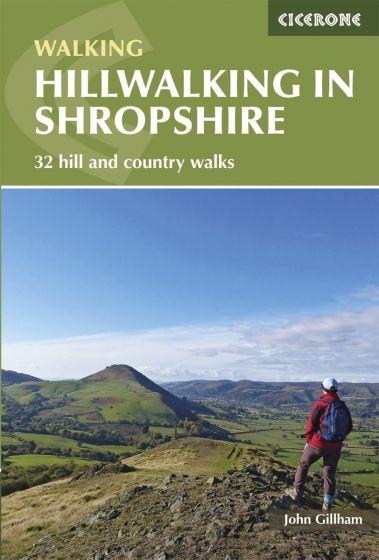 Cicerone Hillwalking In Shropshire.