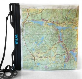 Map and Compasses Cases