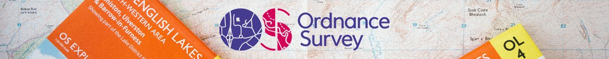 Ordnance Survey Maps - OS Maps