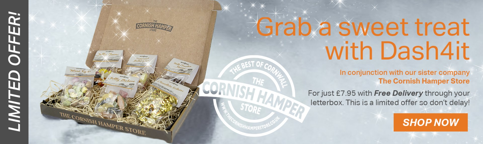 Letterbox Hamper Offer