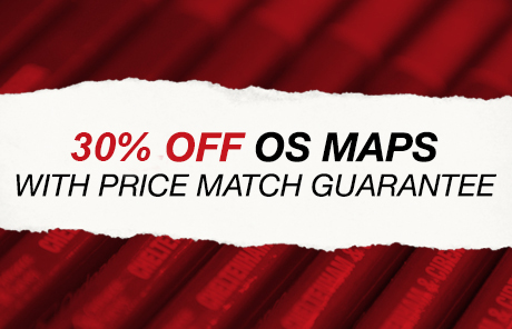 30% Off OS Maps